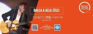 """dalle ore 18.00 alle 19.30 su RadioIrene Dalla A alla Zelli ospita """" Lusya"""" . Stay Tuned — TUTTE LE NOVITA' SUL NUOVO TOUR"""